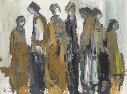 Gino Hollander (American, b.19