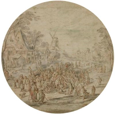 Circle of Jan Brueghel (1601-1