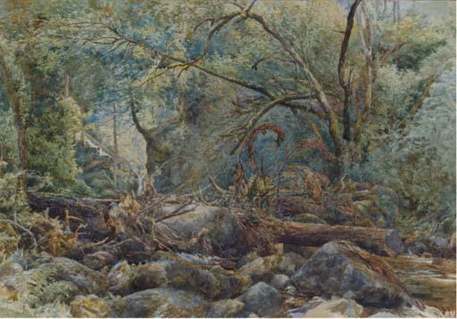 William Bennett (1811-1871)