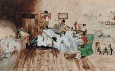 H.D. Hillier (c. 1900)
