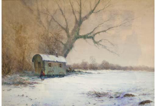William Baker, 19th Century