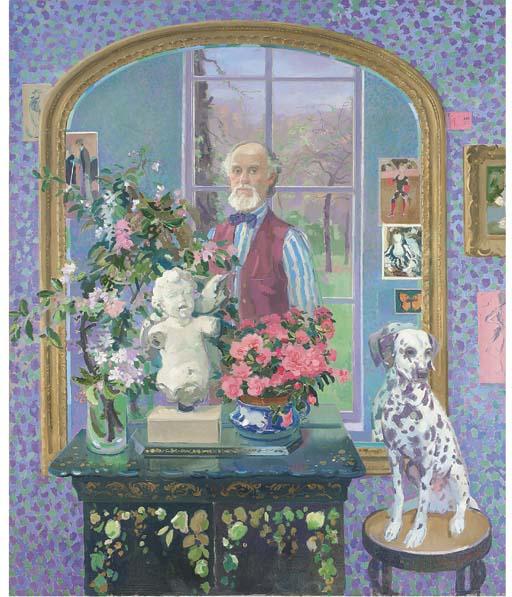 Paul Wyeth, R.P., R.B.A. (Brit