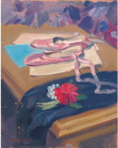 Paul Wyeth, R.P.,R.B.A. (Briti