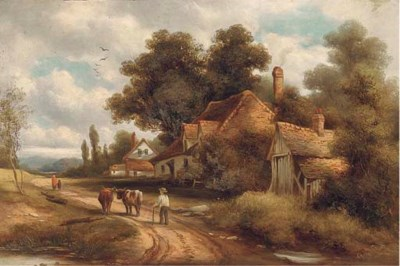 Charles Vickers (British, 19th