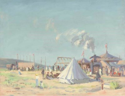Leslie Kent (British, 1890-198