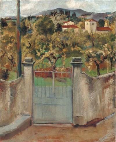B. M. BACCI (ITALIAN, C.1927)