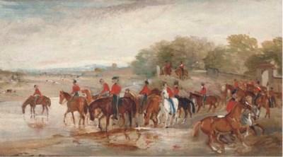 John Ferneley Jnr. (C.1815-186