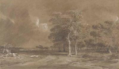 William Alfred Delamotte (1775