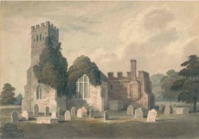 Hubert Cornish (c.1770-1832)