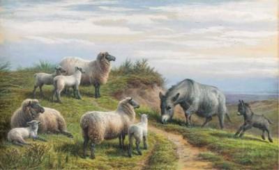 Charles Jones, A.R.S.A. (1836-