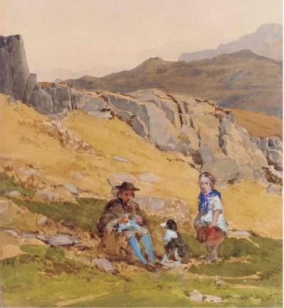 John Absolon, R.I. (1815-1895)