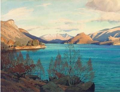 William Heaton Cooper, R.I. (b