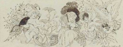 George Cruickshank (1792-1878)