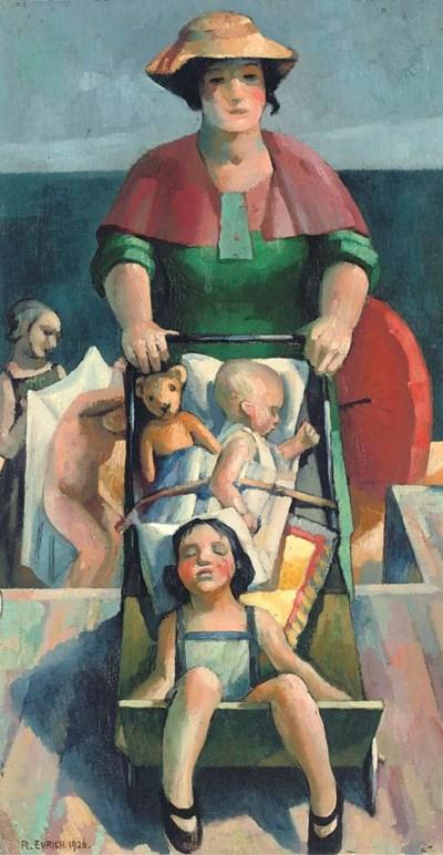 Richard Ernst Eurich (1903-199