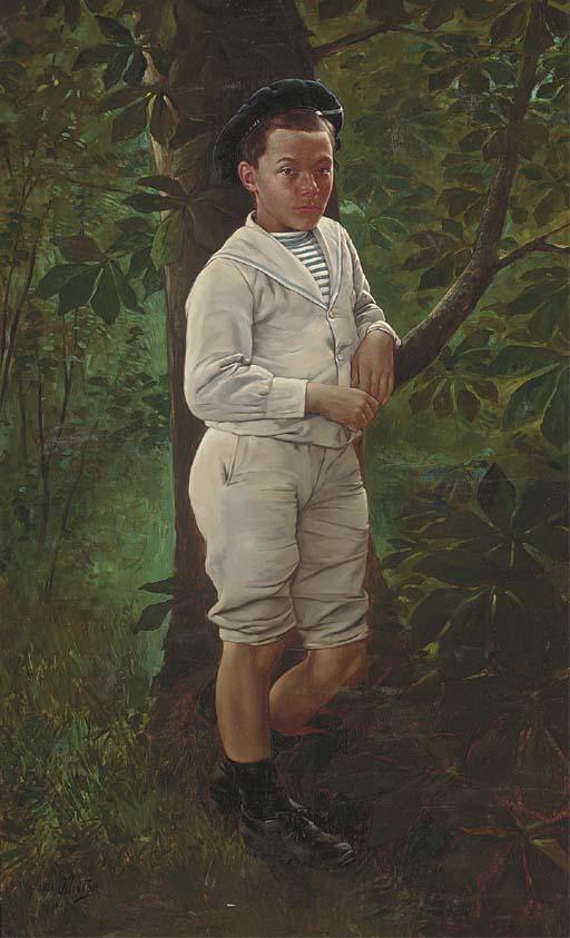 Gaston Ollivier (French, circa