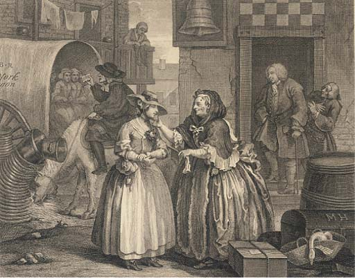 William Hogarth (British, 1697