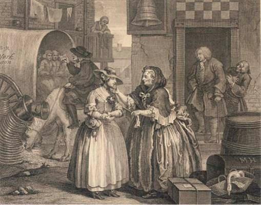 William Hogarth (British, 1697