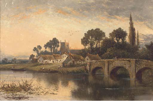 William Langley (British, 1852