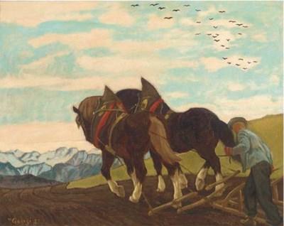 Walter Georgi (German, 1871-19