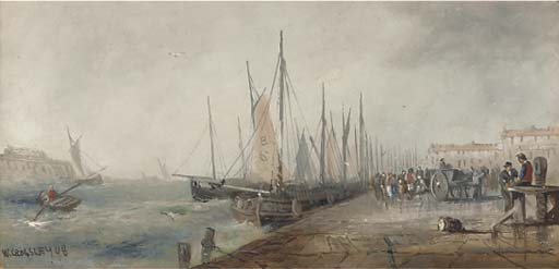 W. Crossley (British, c.1898)