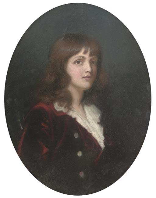 Emily Eyres, 19th Century, aft
