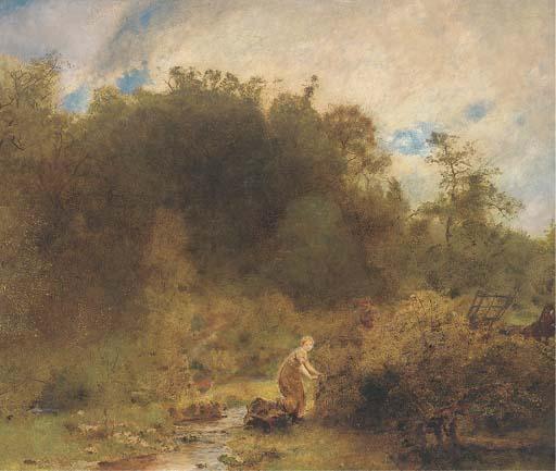 John William North (British, 1