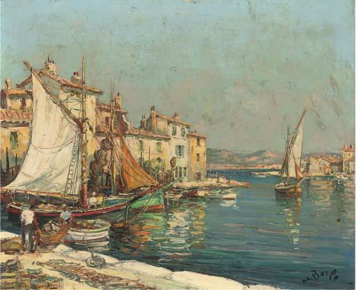 Maurice Barle (French, 1903-19