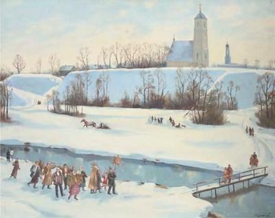 Victor Kirilovich Barabantsev