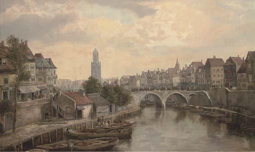 William Howard, 19th century
