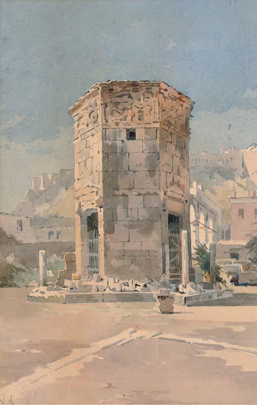 Angelos Giallina (Greek, 1857-1939)