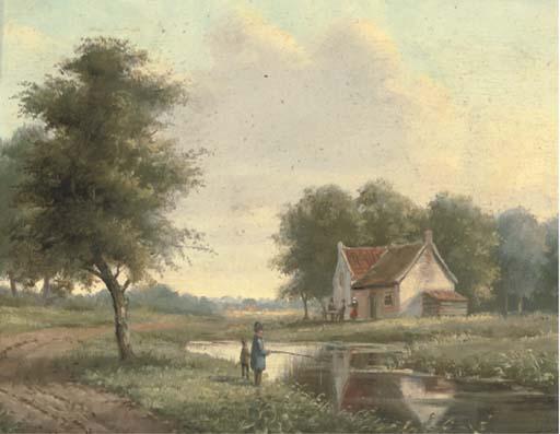 J. Hessel (British, 19th/20th