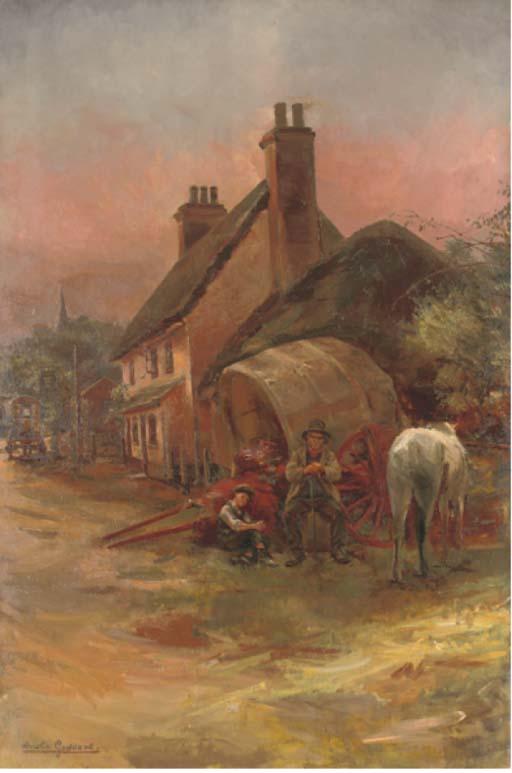Amelia Goddard (British, 19th/