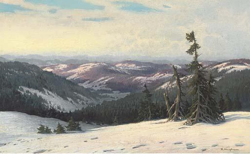 Karl Hauptmann (German, 1880-1