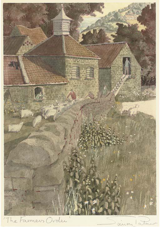 Simon Palmer (b. 1956)