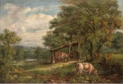 William Ellis (British, 19th C