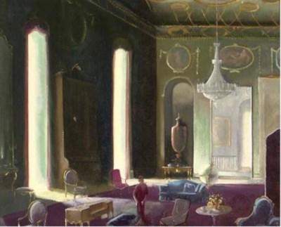 David L. Style (British, 1913-