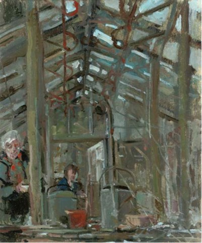 Tom Coates, R.S.W. (British, b