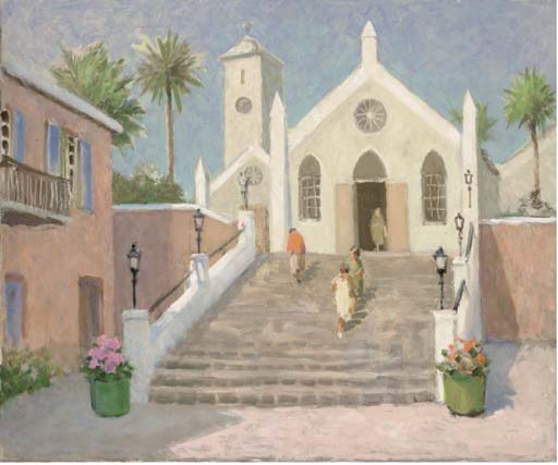 Alan Stenhouse Gourley (British, 1909-1991)