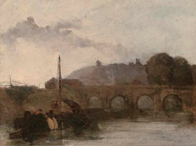 Attributed to David Cox, R.W.S