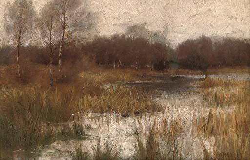 Arthur William Head (b.1861 fl.1886-1893)