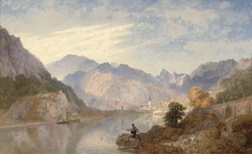 James Baker Pyne, R.B.A. (1800-1870)