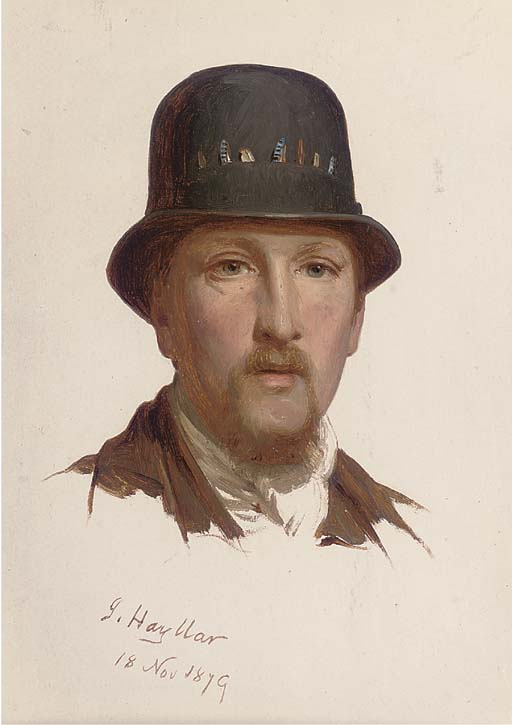 James Hayllar, R.B.A. (1829-19