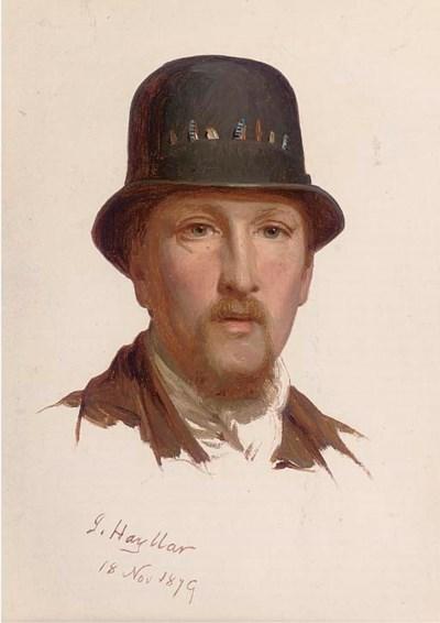 James Hayllar, R.B.A. (1829-19