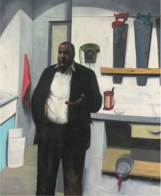 Ray Richardson (B.1964)