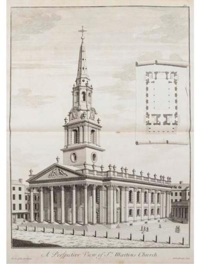 GIBBS, James (1682-1754). A Bo
