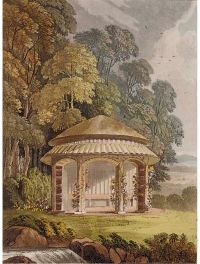 PAPWORTH, John Buonarotti (177