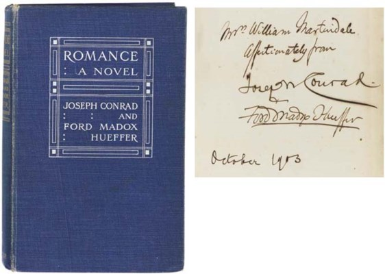 CONRAD, Joseph (1857-1924) and