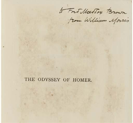 MORRIS, William (1834-96), tra