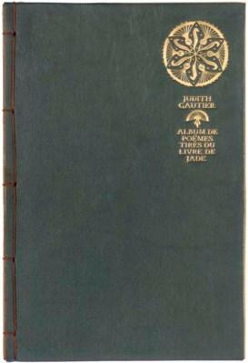 GAUTIER, Judith.  Album de Poe