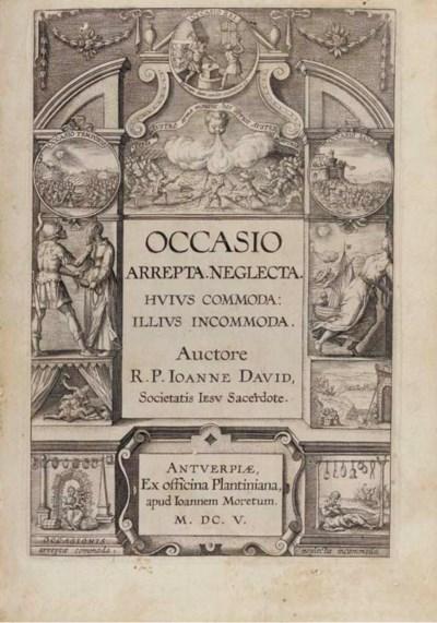 DAVID, Jan.  Occasio arrepta.